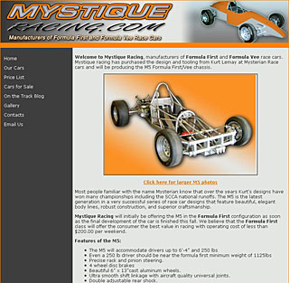 Mystique Racing